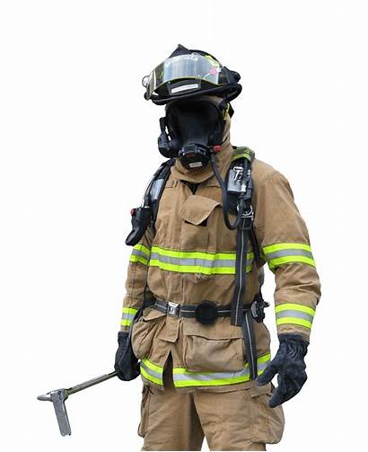 Firefighter Transparent Fireman Background Training Division Academy