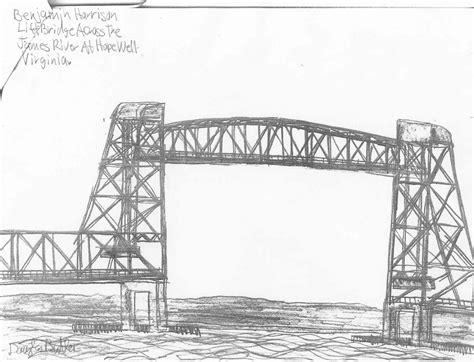 bridgehuntercom benjamin harrison memorial bridge