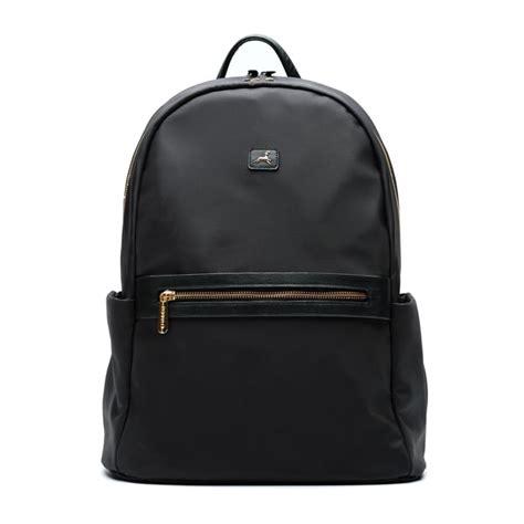 habit backpack black povilo