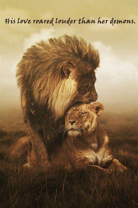 love roared louder   demons roar animals