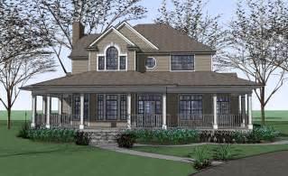 wrap around porch house plans country farmhouse with wrap around porch plan maverick