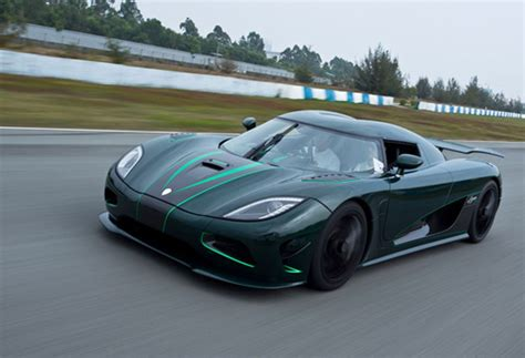 Agera S by Koenigsegg Agera S Gets Official