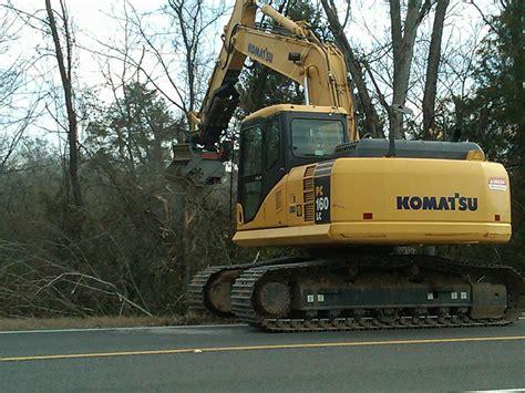 fae uml hy mini excavator mulcher team boone