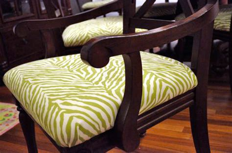 how to reupholster dining room chairs one project closer