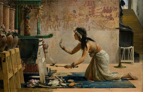 Women As Priestesses In Ancient Egypt