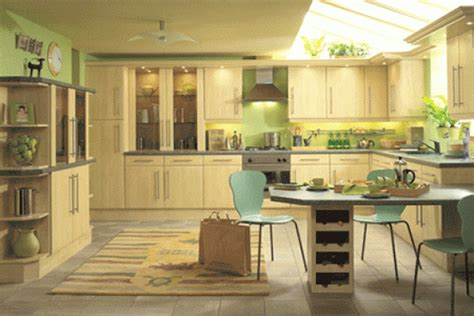 kitchen decorating ideas colors green and yellow kitchen decor housedesignpictures com