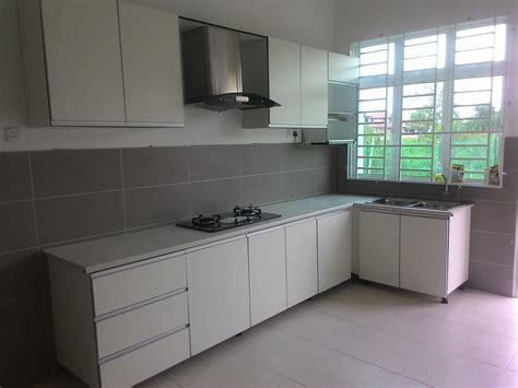 contoh kabinet dapur yang simple desainrumahid