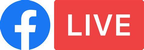 Facebook Live Logo - PNG and Vector - Logo Download