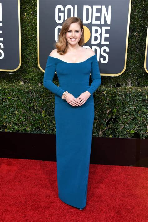 Golden globes red carpet in pictures. Reactions to Amy Adams Getting Snubbed at 2019 Golden ...
