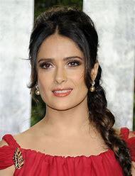 Mexican Actresses Salma Hayek