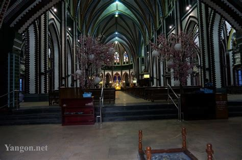 St-Mary's-Cathedral-Myanmar