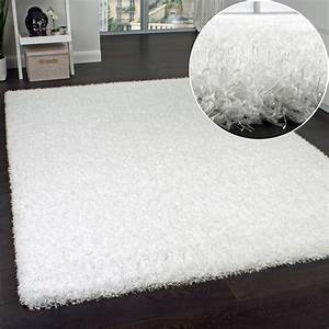 tapis poil long blanc With tapis blanc poil long