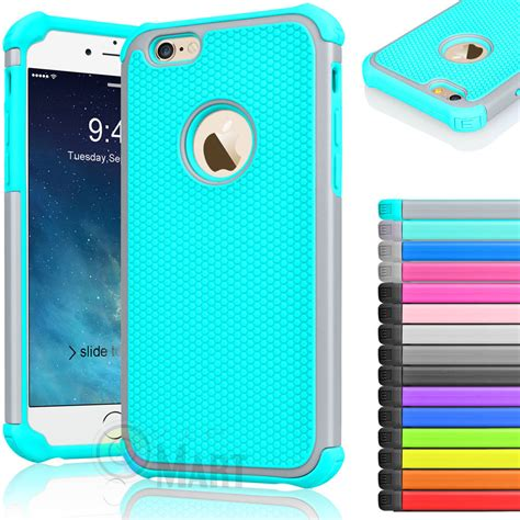 iphone 6 cases ebay rugged rubber shockproof cover for iphone 7 6 6s