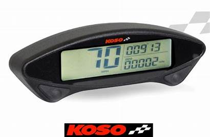 Koso Speedometer Digital Db Ex Motorcycle Speedo