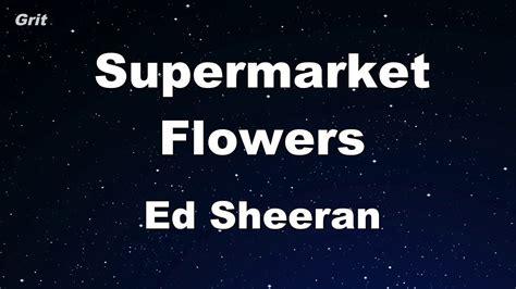 Ed Sheeran Karaoke 【with Guide