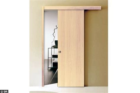 de porte coulissante une porte coulissante en applique des photos de portes coulissantes pour gagner de la place