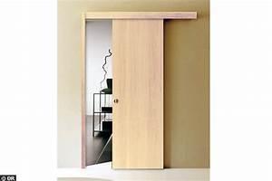 une porte coulissante en applique des photos de portes With porte coulissante en applique