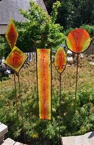 Glaskunst Für Den Garten : glasgarten glasfusing seminare im glas kunst atelier fusing atelier in oberrieden bei altdorf ~ Watch28wear.com Haus und Dekorationen