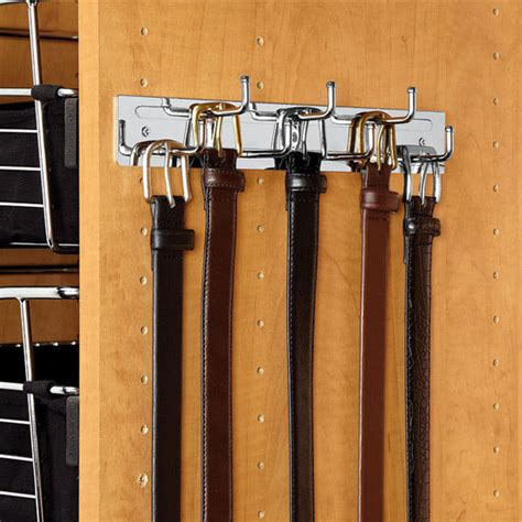 closet accessories rev a shelf 12 wall mounted