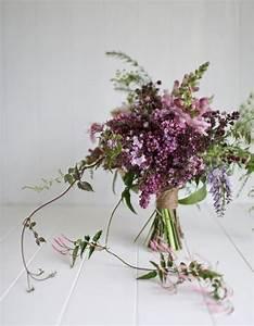 bouquet de mariee lilas 20 beaux bouquets de mariee pour With chambre bébé design avec bouquet fleur mariage