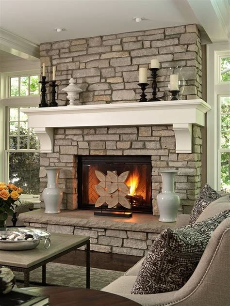 custom built fireplace ideas   living room