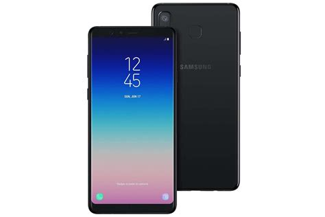 samsung galaxy a8 starts receiving android pie update with june security patch in india