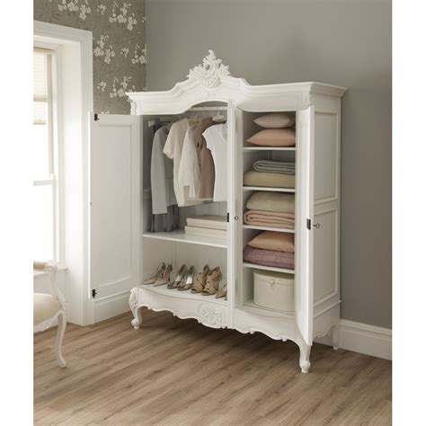 Clothing Armoire Furniture La Rochelle Antique Style Wardrobe In 2019 Maybe