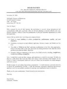 Mechanical Foreman Resume Sle by Electro Mechanical Technician Cover Letter Cover Letter Templates