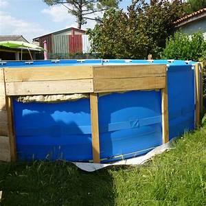 Comment Réamorcer Une Pompe De Piscine : mais comment habiller une piscine hors sol avec un liner ~ Dailycaller-alerts.com Idées de Décoration