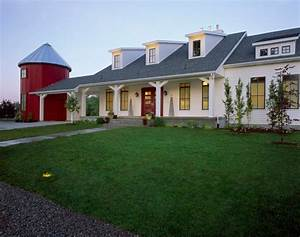 Modern Traditional Farmhouse - Farmhouse - Exterior - Salt