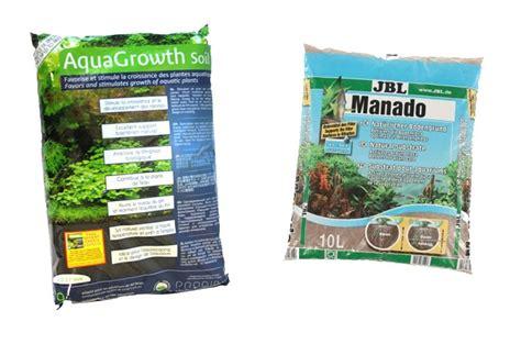 substrat et sol nutritif pour aquarium aquariosud