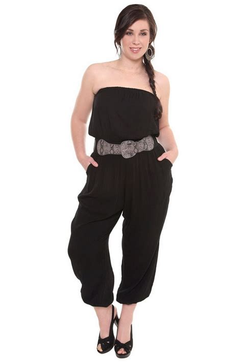jumpsuits and rompers plus size trending plus size jumpsuits for evening