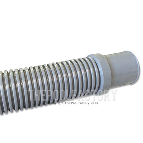 deluxe pool filter hose 1 1 2 quot x 3 feet long the pool