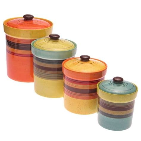 colored kitchen canisters 160 best canister set images on pinterest vintage canisters kitchens and canister sets