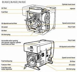 Hatz Diesel Engine