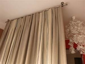 Rail A Rideau : pingl par 42lecolombier sur tringles rideaux supports curtains home decor et salons ~ Louise-bijoux.com Idées de Décoration