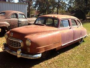 1950 Nash Statesman Airflyte 4 Door Sedan For Sale