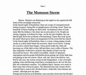 Beowulf Essay Questions Essay On Rainy Day For Class  In Marathi Romeo And Juliet Essay Ideas also Small Essays In English Essay Rainy Day Order Argumentative Essay Essay Rainy Day Marbury Vs  Proposal Essay Sample