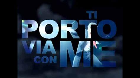 Jovanotti Ti Porto Via Con Me Torrent by Jovanotti Ti Porto Via Con Me Francy M Dj Remix