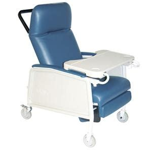 reclinier geriatric chair value series