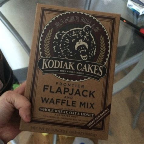 recipe protein pancakes  kodiak cake mix run sweat
