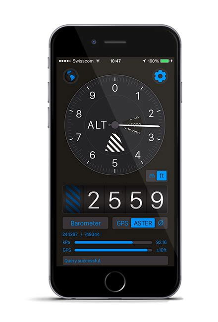 elevation app iphone altimeter the most accurate altimeter app for ios