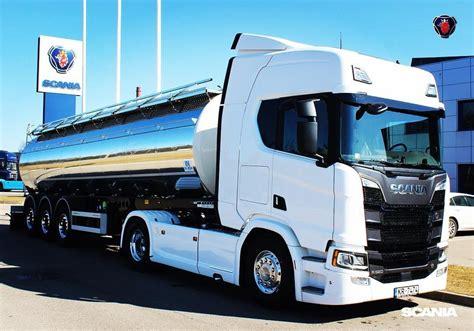 Scania Latvia @scanialatvia - Sveicam SIA