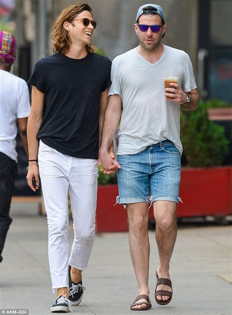 zachary quinto wife zachary quinto and boyfriend miles mcmillan hold hands in
