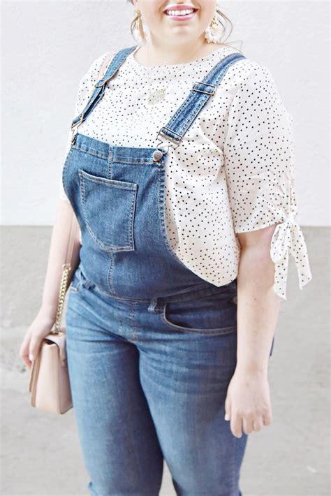 style overalls  classic brunette