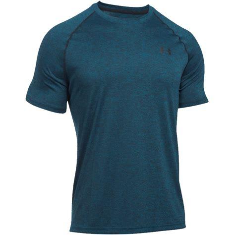 Tshirt Armour Biru armour 2017 mens ua tech ss t shirt heatgear