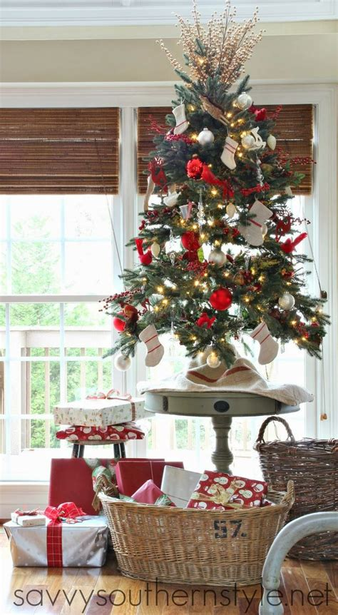 ideas  small christmas trees  pinterest