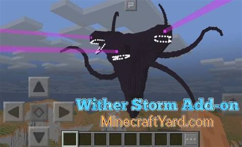 wither storm add   minecraft