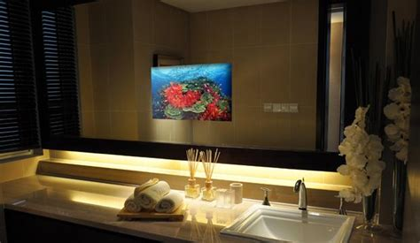 32inch Bathroom Tv Waterproof Tv 1080p Hd Tv Washroom Tv