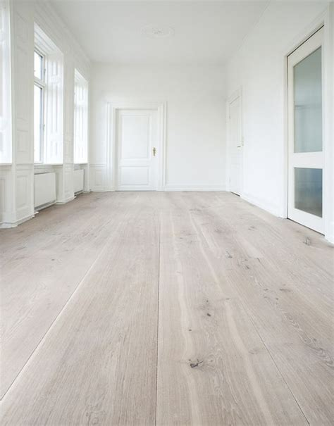 white washed flooring white washed pine floors wide board smooth long planks probably home pinterest wide
